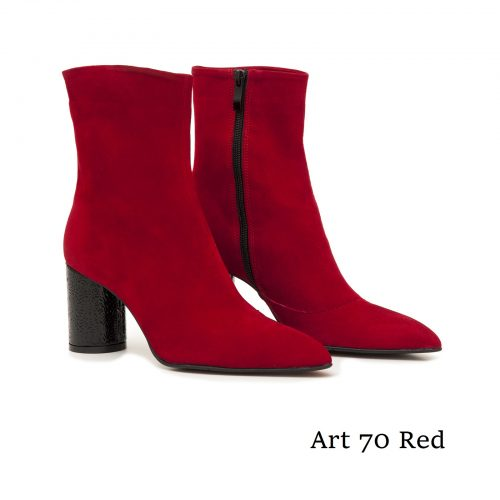 Shoes Art 70 Red