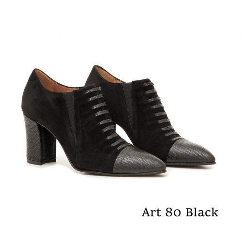 Shoes Art 80 Black