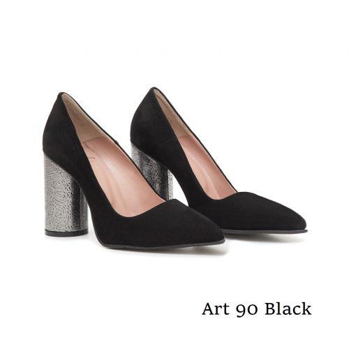 Shoes Art 90 Black