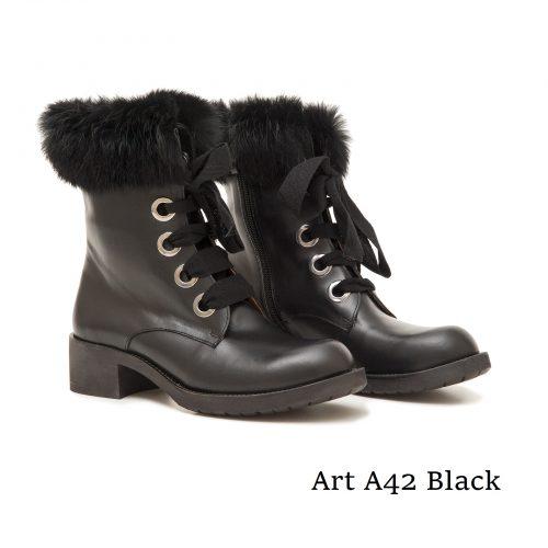 Shoes Art A42 Black