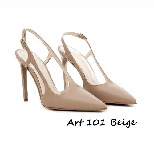 Shoes Art 101 Beige