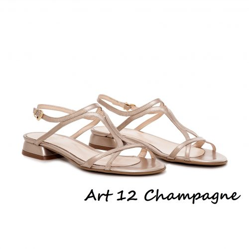 Shoes Art 12 Champagne