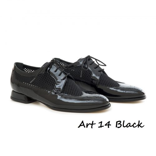 Shoes Art 14 Black