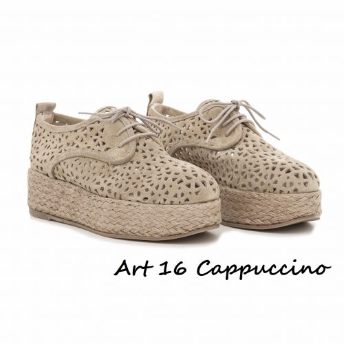 Shoes Art 16 Cappuccino