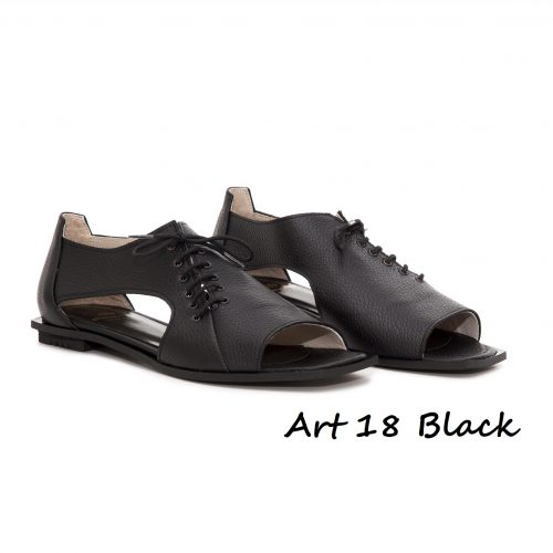 Shoes Art 18 Black
