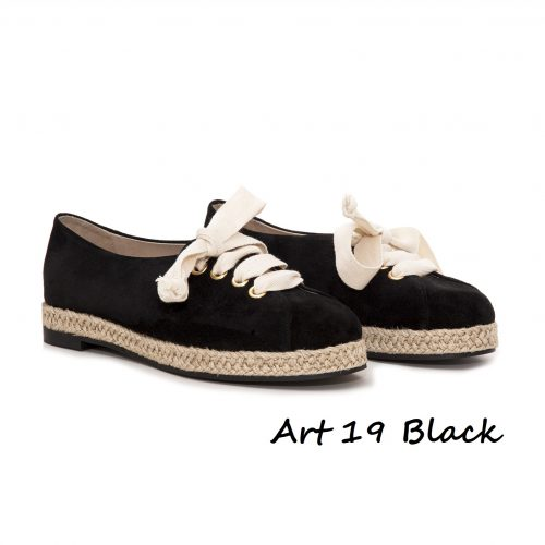 Shoes Art 19 Black