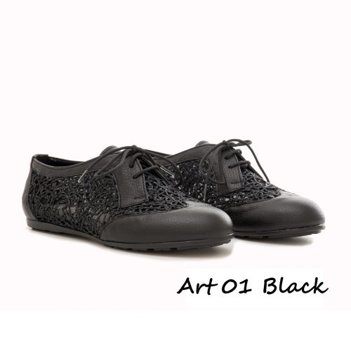 Shoes Art 01 Black