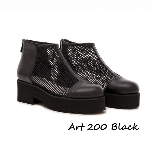 Shoes Art 200 Black