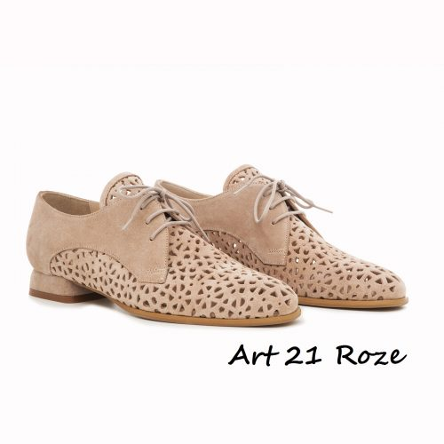 Shoes Art 21 Roze