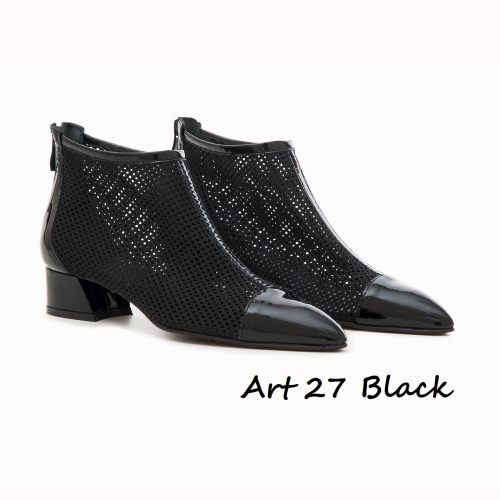 Shoes Art 27 Black
