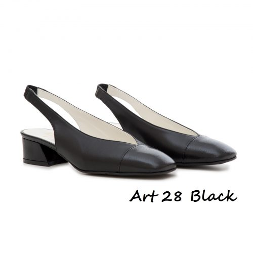 Shoes Art 28 Black