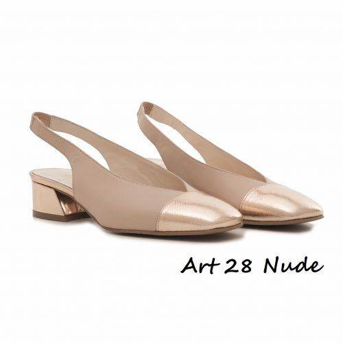 Shoes Art 28 Nude