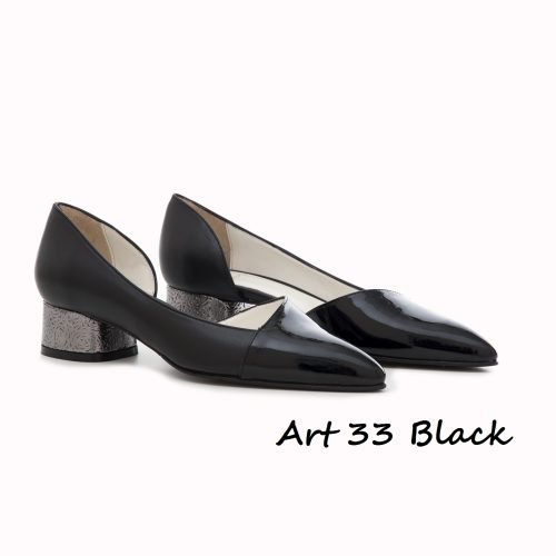 Shoes Art 33 Black