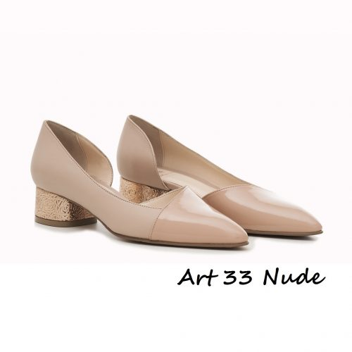Shoes Art 33 Nude