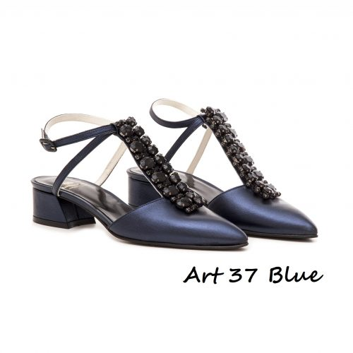 Shoes Art 37 Blue