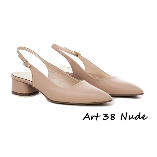Shoes Art 38 Nude