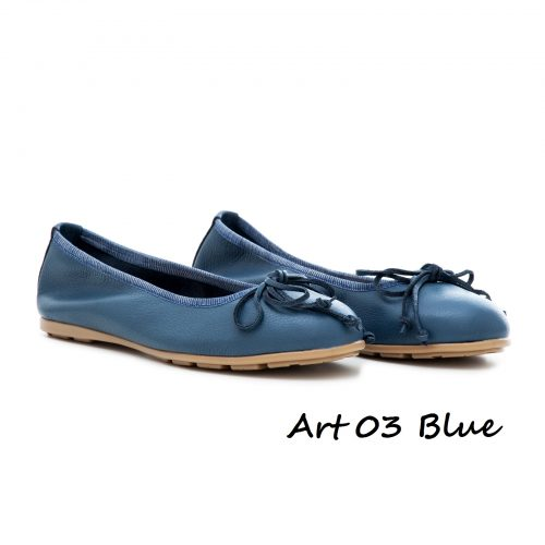 Shoes Art 03 Blue