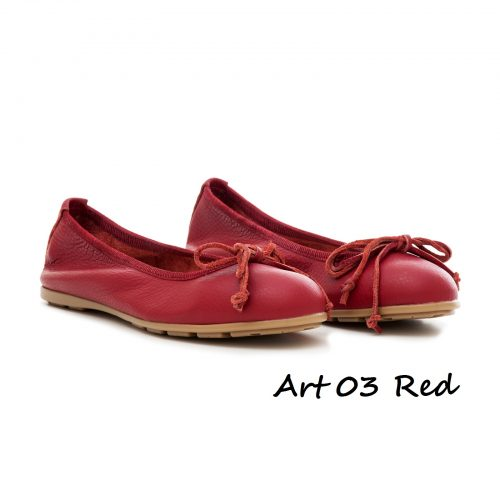 Shoes Art 03 Red
