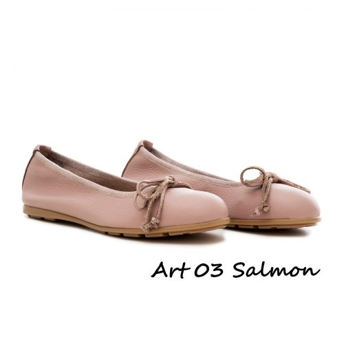Shoes Art 03 Salmon