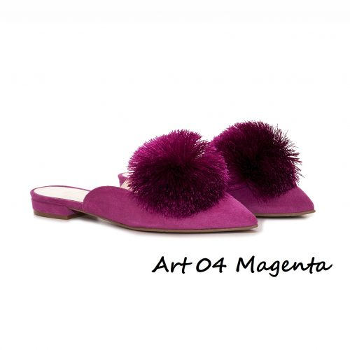 Shoes Art 04 Magenta