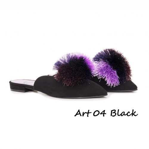 Shoes Art 04 Black