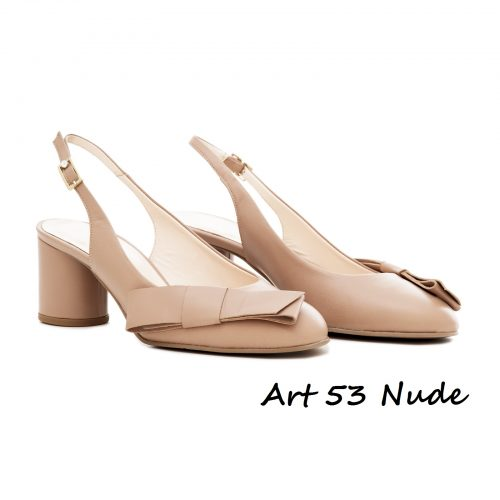 Shoes Art 53 Nude