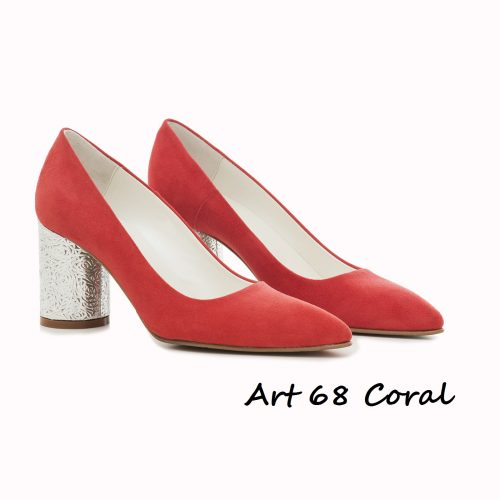 Shoes Art 68 Coral