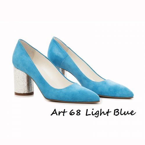 Shoes Art 68 Light Blue
