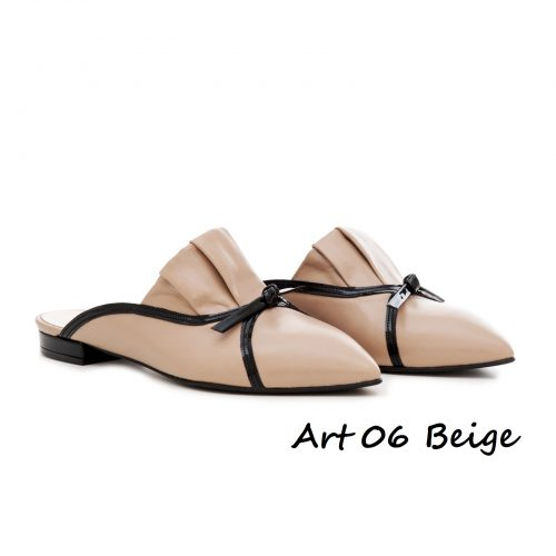 Shoes Art 06 Beige