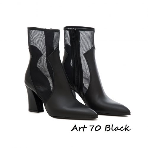 Shoes Art 70 Black