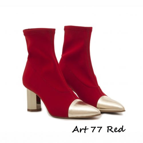 Shoes Art 77 Red