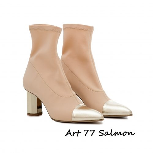 Shoes Art 77 Salmon