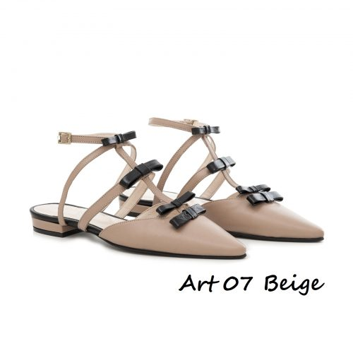 Shoes Art 07 Beige