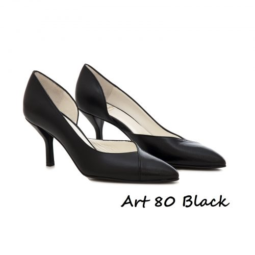 Shoes Art 80 Black