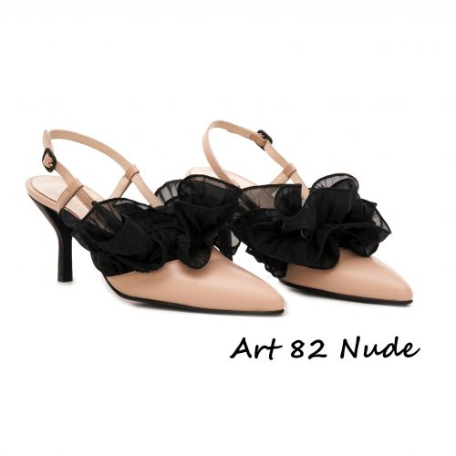 Shoes Art 82 Nude