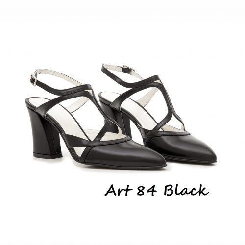 Shoes Art 84 Black
