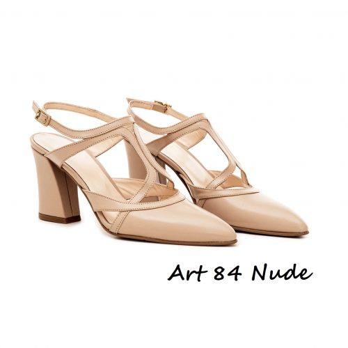 Shoes Art 84 Nude