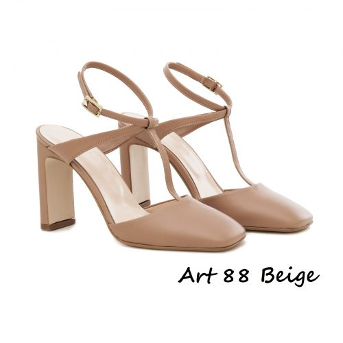 Shoes Art 88 Beige