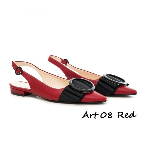 Shoes Art 08 Red