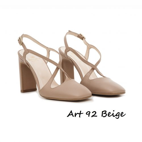 Shoes Art 92 Beige