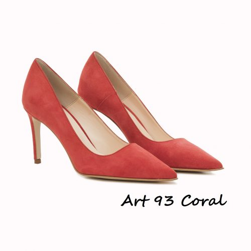 Shoes Art 93 Coral