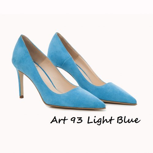 Shoes Art 93 Light Blue