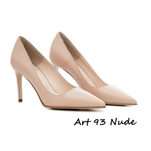 Shoes Art 93 Nude