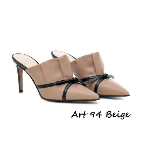 Shoes Art 94 Beige