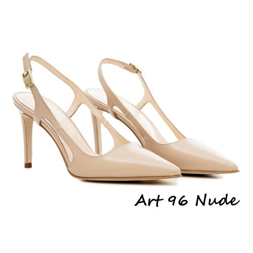 Shoes Art 96 Nude