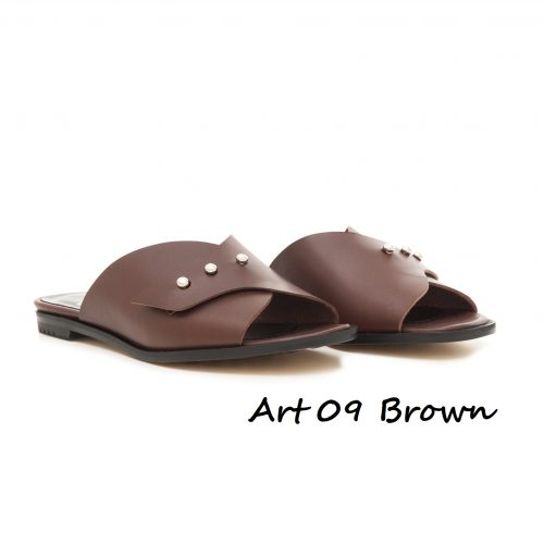 Shoes Art 09 Brown