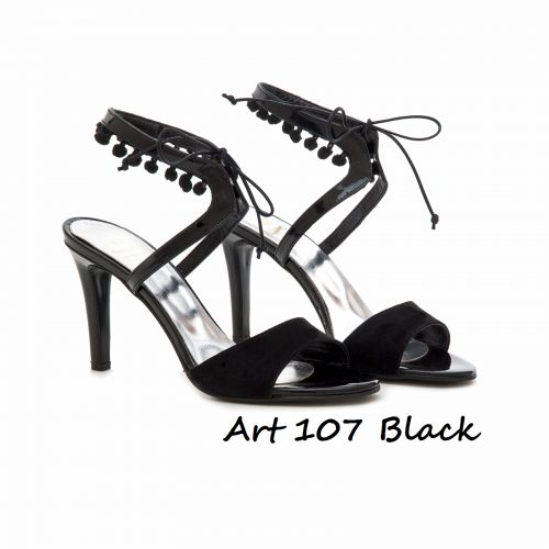 Shoes Art 107 Black