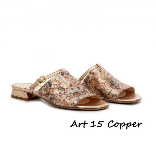 Shoes Art 15 Copper