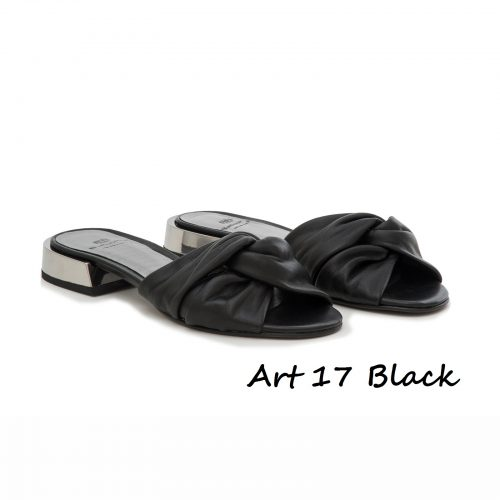 Shoes Art 17 Black
