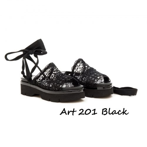 Shoes Art 201 Black